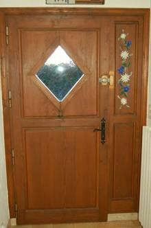 intérieur porte d`entrée